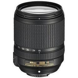 Объектив Nikon AF-S DX 18-140mm f/3.5-5.6G ED VR (байонет Nikon F)