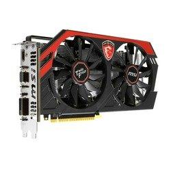 MSI GeForce GTX 750 Ti 1085Mhz PCI-E 3.0 2048Mb 5400Mhz 128bit DVI HDMI HDCP RTL