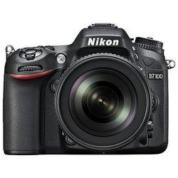 Nikon D7100 Kit (black 24.1Mpix 18-300VR 3.2 1080p SD, ����� � ����������)
