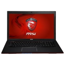 "msi ge70 2oc (core i7 4800mq 2700 mhz/17.3""/1920x1080/8gb/1000gb/dvd-rw/nvidia geforce gtx 765m/wi-fi/bluetooth/win 8 64)"