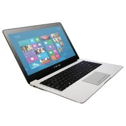 "iru 1405tw (core i5 3337u 1800 mhz/14.0""/1366x768/8.0gb/128gb ssd/dvd ���/intel hd graphics 4000/wi-fi/bluetooth/dos)"