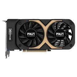 Palit GeForce GTX 750 Ti 1202Mhz PCI-E 3.0 2048Mb 6008Mhz 128 bit DVI Mini-HDMI HDCP Retail