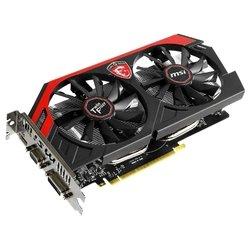 MSI GeForce GTX 750 Ti 1085Mhz PCI-E 3.0 2048Mb 5400Mhz 128 bit DVI HDMI HDCP Retail