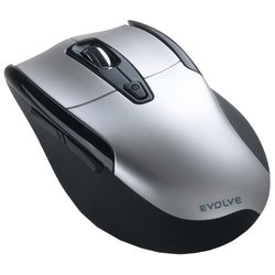evolveo wm610s silver-black usb