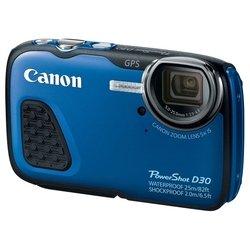 Canon PowerShot D30 (�����) :::