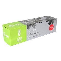 Картридж для Canon i-Sensys LBP 7010, 7010C, 7018, 7018C Cactus CS-C729BK (черный)