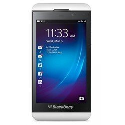 blackberry z10 (белый) :