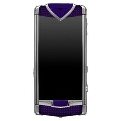 ��������� vertu constellation t smile sea anemon purple