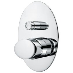 bossini oval z006202 chrome