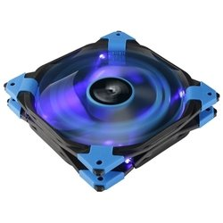 aerocool 14cm ds fan blue edition