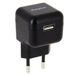 Сетевое зарядное устройство USB + кабель micro USB (Energizer AC1UEUHMC2)