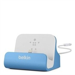 Док-станция Belkin для iPhone 5, 5S, iPod touch 5 (F8J045btBLU) (голубой)