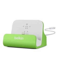 Док-станция Belkin для iPhone 5, 5S, iPod touch 5 (F8J045btGRN) (зеленый)