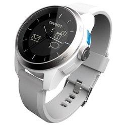 Умные часы COOKOO Watch (CKW-SW002-01) (белые с белым ремешком)