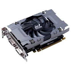 видеокарта inno3d geforce gtx 650 1058mhz pci-e 3.0 2048mb 5000mhz 128 bit 2xdvi mini-hdmi hdcp (retail)
