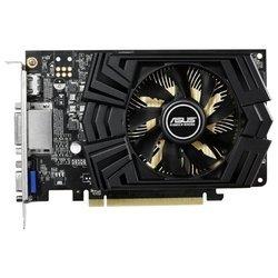 ASUS GeForce GTX 750 Ti 1020Mhz PCI-E 3.0 2048Mb 5400Mhz 128 bit 2xDVI HDMI HDCP