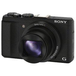 Sony Cyber-shot DSC-HX60 (черный)