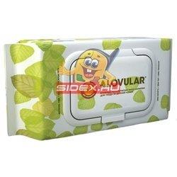 Детские влажные фито-салфетки (LOVULAR 707101) (80шт)