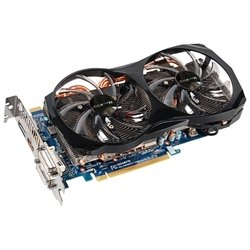 Видеокарта GIGABYTE GeForce GTX 660 1033Mhz PCI-E 3.0 2048Mb 6008Mhz 192 bit 2xDVI HDMI HDCP (GV-N660OC-2GD) (Retail)