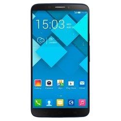Alcatel OT8020D + Bluetooth Phone (черный) :::
