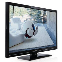 "��������� ��������� led philips 24\\\"" 24pfl2908h/60 black hd ready 100hz pmr usb mediaplayer"