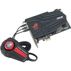 звуковая карта asus pci-e rog xonar phoebus (c-media cmi8888dht) 7.1 (5.1 digital s/pdif out dolby digital live) rtl