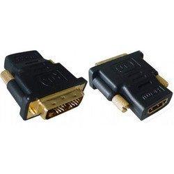 Переходник HDMI на DVI (Gembird A-HDMI-DVI-2) (пакет)