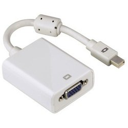 Адаптер mini DisplayPort - VGA