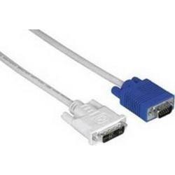 ������-������� DVI-I-VGA (m-m) 1.8 � (Hama H-45075) (�����)