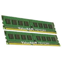 память ddr3 8gb 1600mhz kingston (kvr16n11s8k2/8) rtl