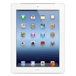 apple ipad 4 with retina display 16gb wi-fi + cellular (белый) :::