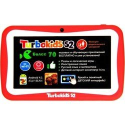 "turbo turbokids s2 rk2926 (1.0) a9/ram512mb/rom8gb/7\\\"" tft 1024*600/wifi/and4.1/red"