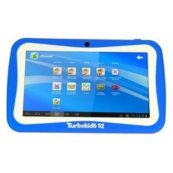 "планшет turbo turbokids s2 rk2926 (1.0) a9/ram512mb/rom8gb/7\\\"" tft 1024*600/wifi/and4.1/blue"