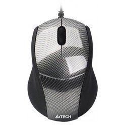 ���� a4 tech d-100 carbon holeless wired usb