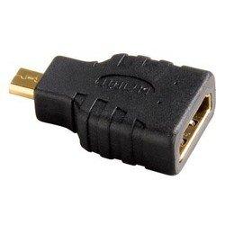 ���������� HDMI micro(m) - HDMI (f) (Hama H-39863) (������)