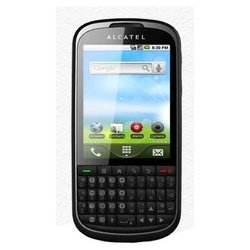 Alcatel One Touch 910 (серый)