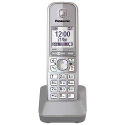 Panasonic KX-TGA671RUS (серебристый металлик)