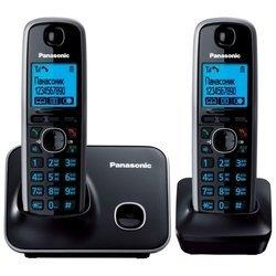 Panasonic KX-TG6612 (черный)