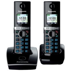 Panasonic KX-TG8052RUB (черный)