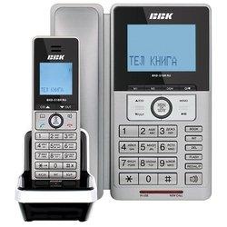 Телефон DECT BBK BKD-518R RU (серебристый)