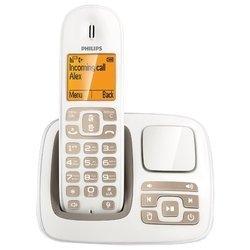 Philips CD 2951 (белый/коричневый)