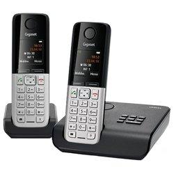 Gigaset C300A Duo (черный )