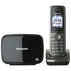 Panasonic KX-TG8621RUM (серый металлик)