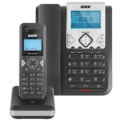 Телефон DECT BBK BKD-519 RU (черный)