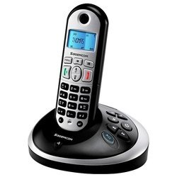 Sagemcom D21V (черный-серебристый)
