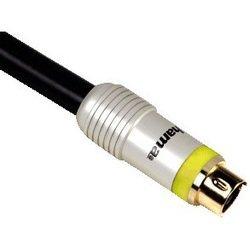 Кабель S-Video (m) - S-Video (m) (Hama H-79046) (1.5м, черный)