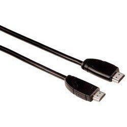 Кабель HDMI (m) - HDMI (m) 1зв (Hama H-83259) (1.5м, черный)