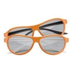 3D-очки LG AG-F310 Dual Play (2 пары) (оранжевый)