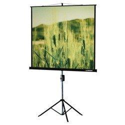 Экран Lumien на штативе Master View 153x153см Matte White FiberGlass (LMV-100102)