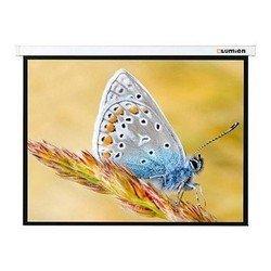 Экран с электроприводом Lumien LMC-100110 Master Control 229x305 см Matte White FiberGlass